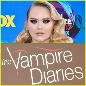 NikkieTutorials Reveals She Was Almost Cast In 'The Vampire Diaries'!