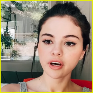 Selena Gomez is Sharing with Fans What She's Been Up to Lately - Watch!
