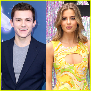 Tom Holland Makes It Instagram Official With This Model/Actress!