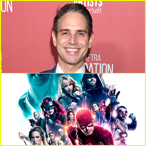'Arrowverse' Producer Greg Berlanti Dishes On the Next Crossover Event