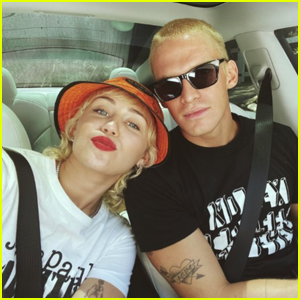 Cody Simpson Shares Cute Pic with 'Best Friend' Miley Cyrus!