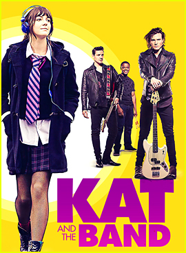 Ella Hunt Books a New Gig In 'Kat & The Band' Exclusive Clip