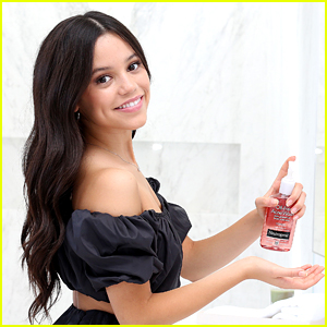 Jenna Ortega Shows Off Her Favorite Neutrogena Cleansing Product!
