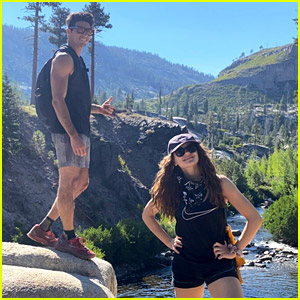 See More Photos from Joey King & Taylor Zakhar Perez's Vacation!