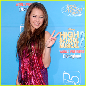 Miley Cyrus & Fans Remember Her Cameo In 'High School Musical 2'