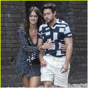 Niall Horan Steps Out With His New Girlfriend Amelia Woolley