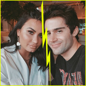 Demi Lovato & Max Ehrich Reportedly Split, Call Off Engagement