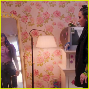 Demi Lovato Teases New 'OK Not To Be OK' Music Video - Watch!