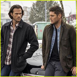 Jensen Ackles & Jared Padalecki Dish On Coronavirus Safety On 'Supernatural' Set