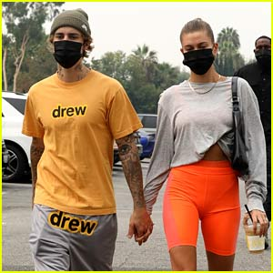 The Biebers Are Keeping Up with Their Fitness This Weekend!