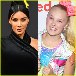 Kim Kardashian Says There's No One More Positive For Children Than JoJo Siwa