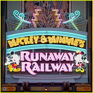 Take a Virtual Ride On Walt Disney World's Mickey & Minnie's Runaway Railway!