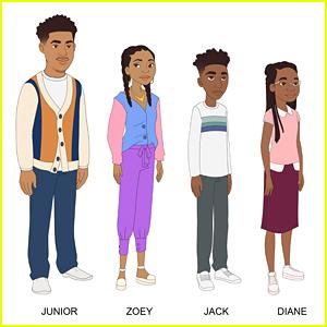 Yara Shahidi, Marsai Martin & More Get Animated For Upcoming 'black-ish' Episode