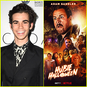 Cameron Boyce Was Supposed To Be In 'Hubie Halloween,' Adam Sandler Pays Tribute In New Movie