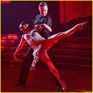 Derek Hough & Hayley Erbert Return To 'Dancing With The Stars' Dance Floor