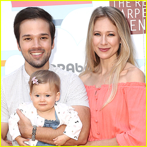 'iCarly' Star Nathan Kress & Wife London Announce Baby No 2 Is On The Way!