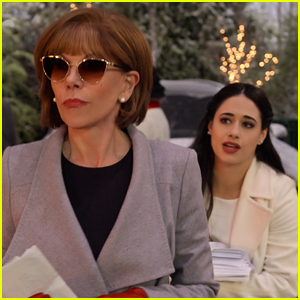Jeanine Mason Stars In 'Dolly Parton's Christmas On The Square' Trailer - Watch!