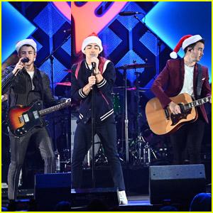 Jonas Brothers Announce New Christmas Song 'I Need You Christmas'