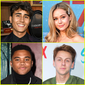 Love, Victor's Michael Cimino & Brec Bassinger To Voice New Scripted Podcast!