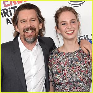 Stranger Things' Maya Hawke To Star Alongside Dad Ethan Hawke In New Movie!