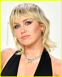 Miley Cyrus Made Eye Contact With An Alien?!