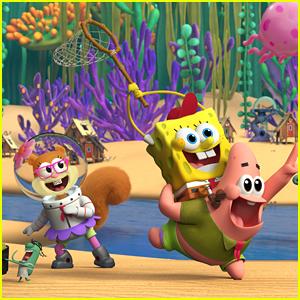 Nickelodeon Unveils First Look Photo at New 'SpongeBob Squarepants' Prequel 'Kamp Koral'