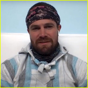 Stephen Amell Opens Up Coronavirus Diagnosis & How It Affected His Show