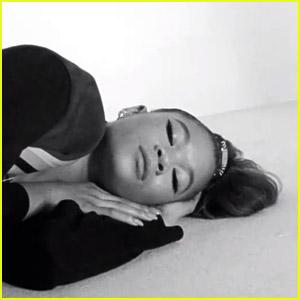 Storm Reid Stars In Miu Miu's Icons Holiday 2020 Campaign!