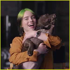 Billie Eilish Says She's Grateful For Quarantine In 4th 'Vanity Fair' Interview - Watch Now!
