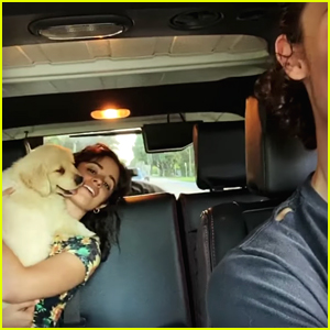 Camila Cabello & Shawn Mendes Become Dog Parents To Adorable New Puppy!