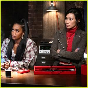 Chantal Thuy Promoted To Series Regular On 'Black Lightning' Season 4