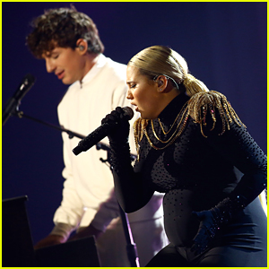 Gabby Barrett & Charlie Puth Perform 'I Hope' at CMA Awards 2020 (Video)