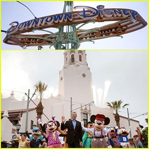 Anaheim's Downtown Disney District To Extend Opening to California Adventure's Buena Vista Street
