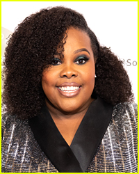 'Glee' Star Amber Riley Reveals She's Engaged!