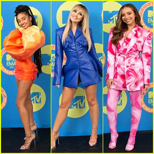 Little Mix Host MTV EMAs 2020 & Perform 'Sweet Melody' (Video)