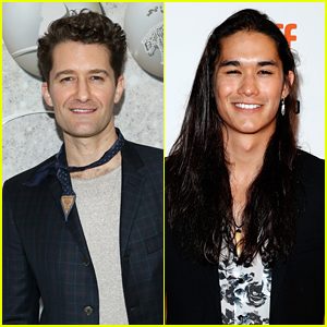 Matthew Morrison & Booboo Stewart To Star In 'Dr. Seuss' The Grinch Musical' Live On NBC!