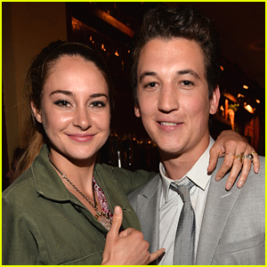 Shailene Woodley & Miles Teller To Star In 5th Movie Together, 'The Fence'