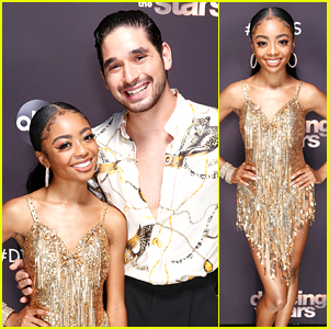 Skai Jackson Reacts To 'Dancing With The Stars' Results: 'We Did The Best We Could'