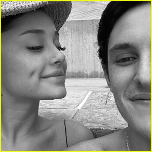 Ariana Grande & Boyfriend Dalton Gomez Are Engaged!