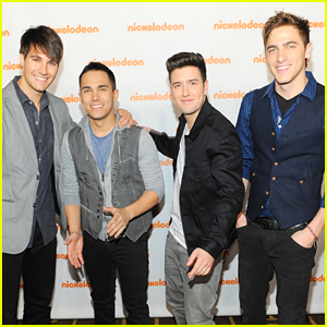 Big Time Rush Re-Record 'Beautiful Christmas' For New Music Video - Watch!