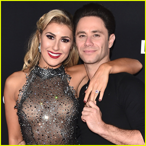 'Dancing With The Stars' Pros Sasha Farber & Emma Slater Become US Citizens!