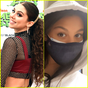 Kira Kosarin Thanks Boyfriend For Taking Care of Her After COVID Diagnosis
