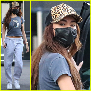 Madison Beer Gets In Some Last Minute Shopping Before the Holidays