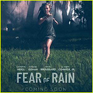 Madison Iseman Stars In 'Fear of Rain' Teaser Trailer - Watch!