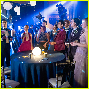 'Riverdale' Debuts New Season 5 Premiere Photos From Prom
