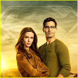 'Superman & Lois' Gives First Look at Lois Lane & Clark Kent! (Photo)