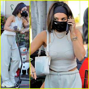 Vanessa Hudgens Loved the Compliment She Got for This Outfit!