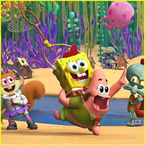 Sneak Peek of 'Kamp Koral: SpongeBob's Under Years' Released - Watch Now!