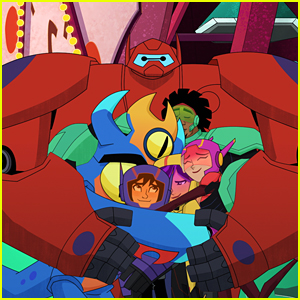 Disney XD's 'Big Hero 6 The Series' Is Coming To An End