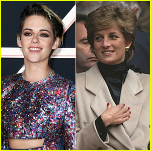 First Look at Kristen Stewart As Princess Diana Revealed!